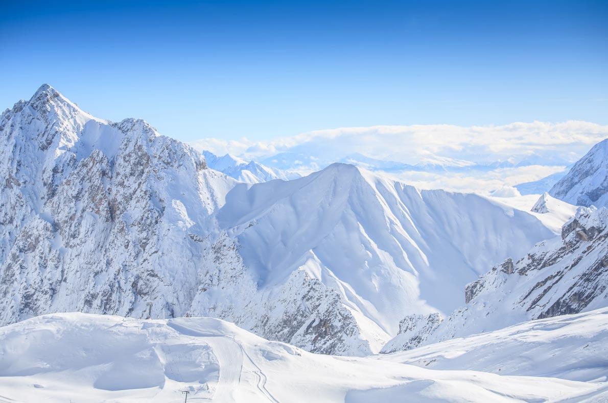 Best ski resorts in Germany - Zugstpize - Copyrignt Val Thoermer  - European Best Destinations