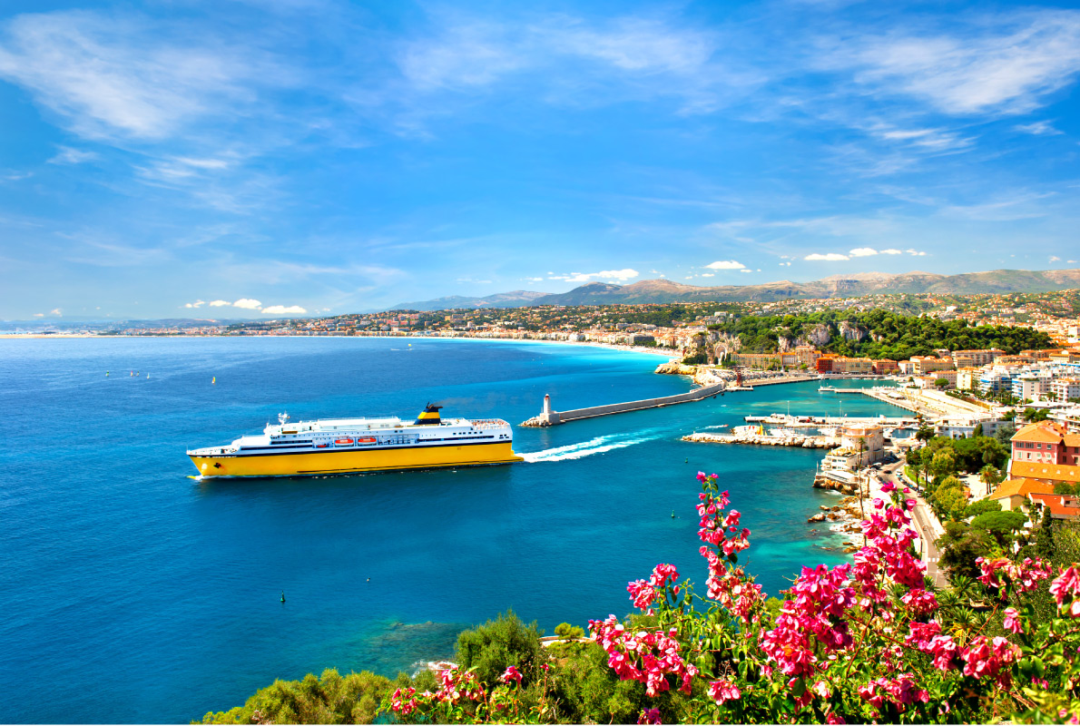 Nice - Best Cruises destinations in Europe - Copyright LiliGraphie - European Best Destinations