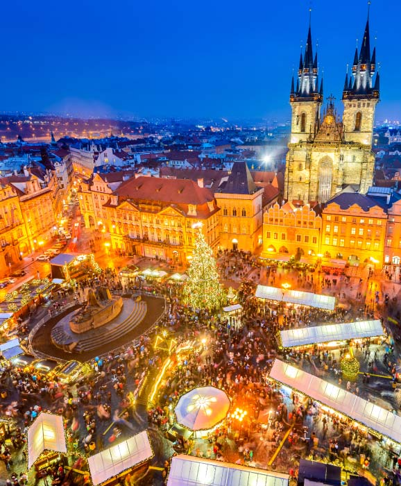 Best Christmas Holiday Destinations In Europe Europes Best
