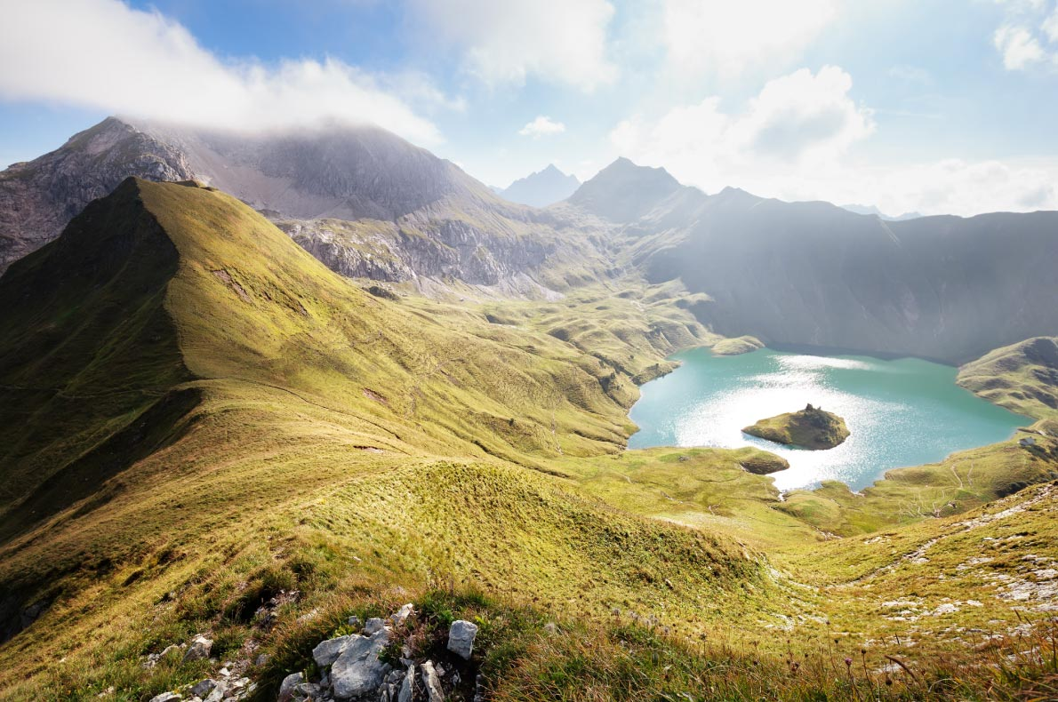 Best natural wonders in Germany - Schrecksee - Copyright Olha-Rohulya - European Best Destinations