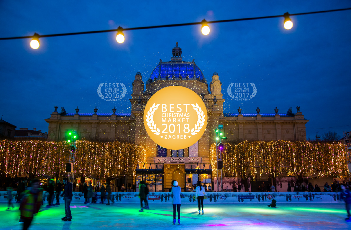 zagreb advent european best christmas market 2018 - Best European Cities For Christmas