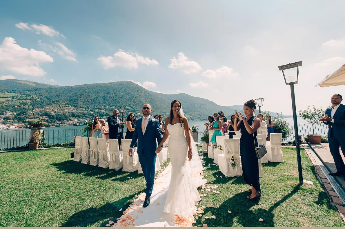 Best wedding venues in Europe -  Monte Isola Wedding Venue copyright www.sarahferraraweddings  - European Best Destinations