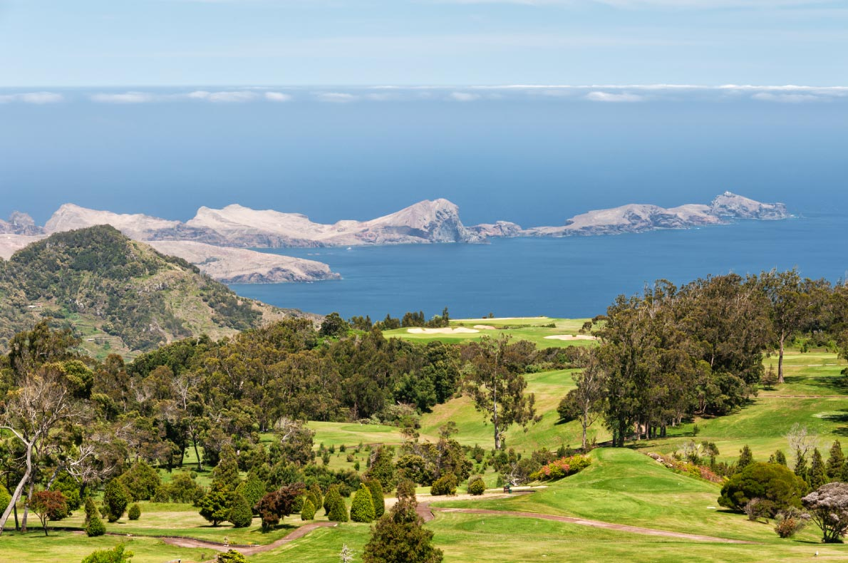 Active holidays in Madeira - Golf in Madeira - Copyright Bogatova Anastasia