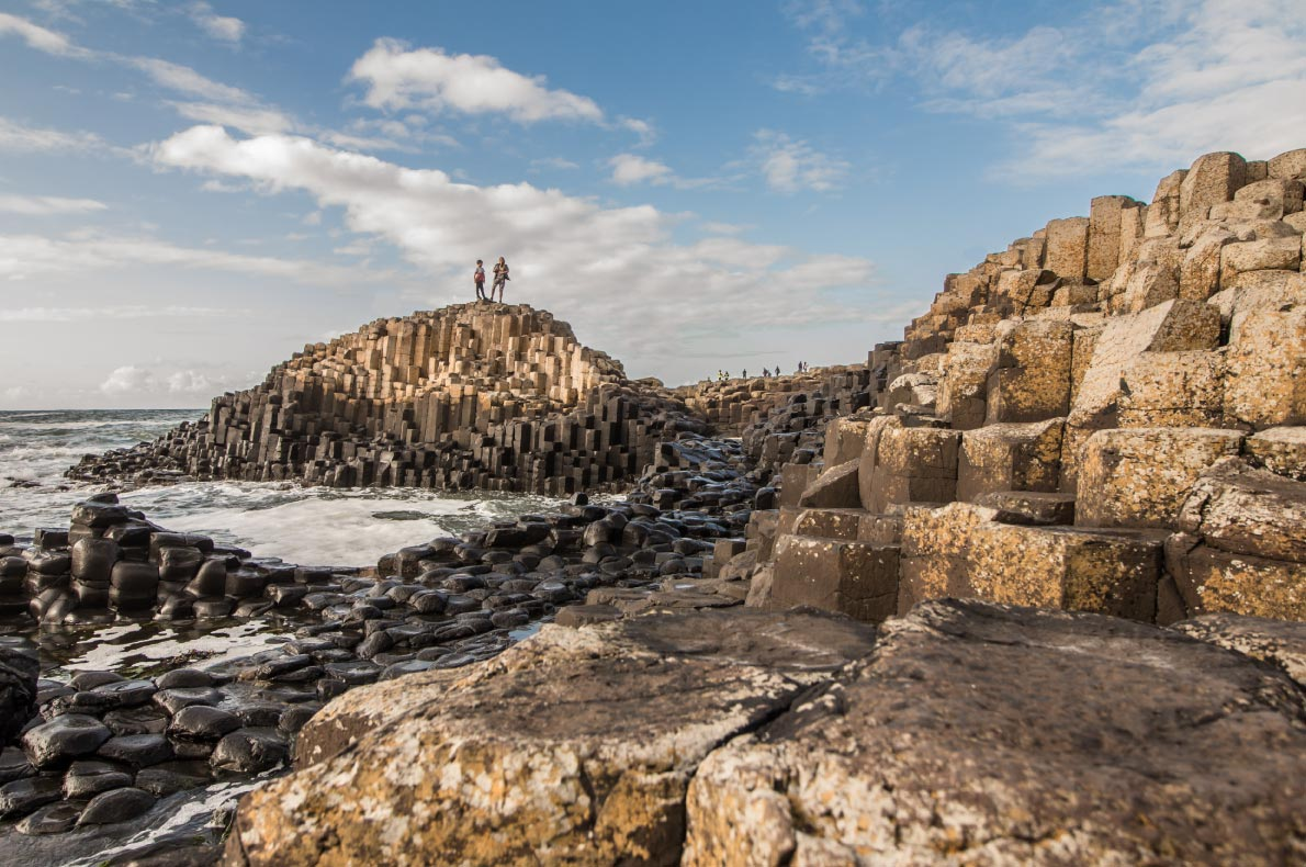 Best places to visit in Ireland  - Giant Causeway - Copyright Ester-Lo-Feudo - European Best Destinations