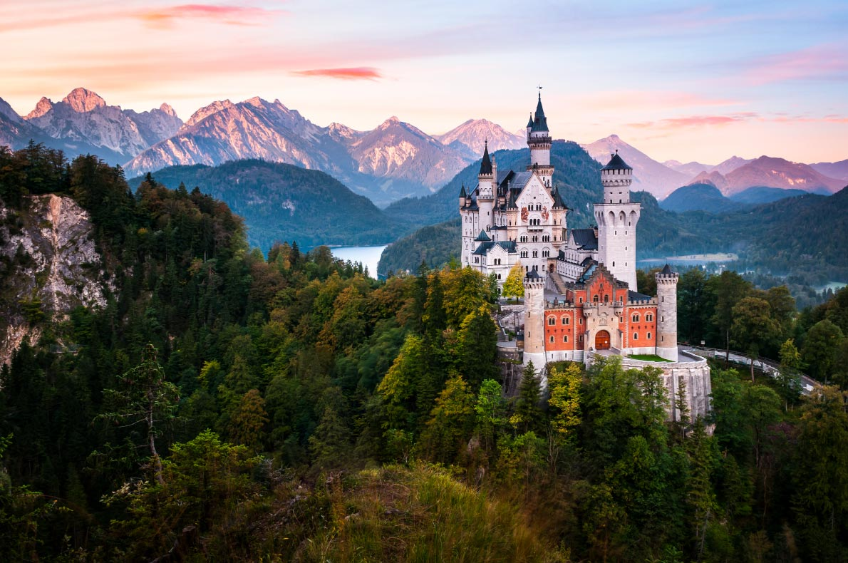 Best things to do in Germany - Discover the Neuschwanstein Castle  - Copyright  VOJTa Herout - European Best Destinations