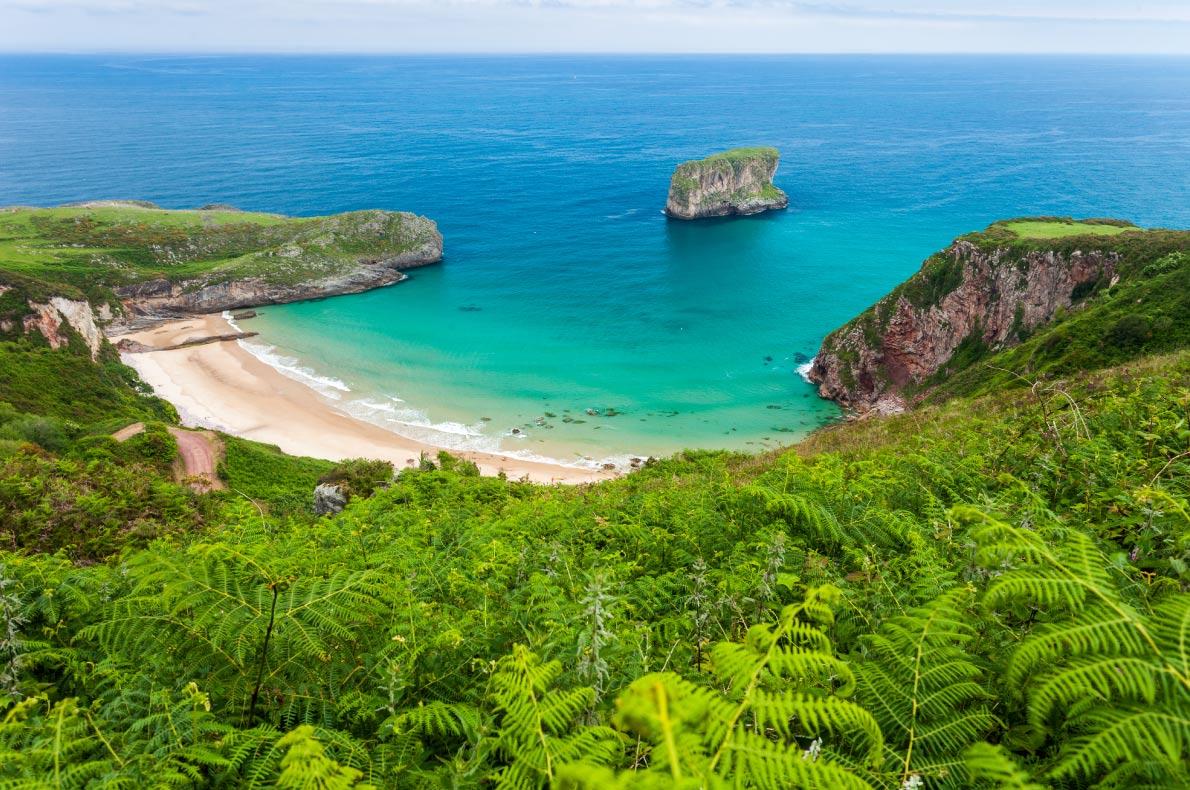Best beaches in Spain - Ballota beach - Copyright  David-Acosta-Allely  - European Best Destinations