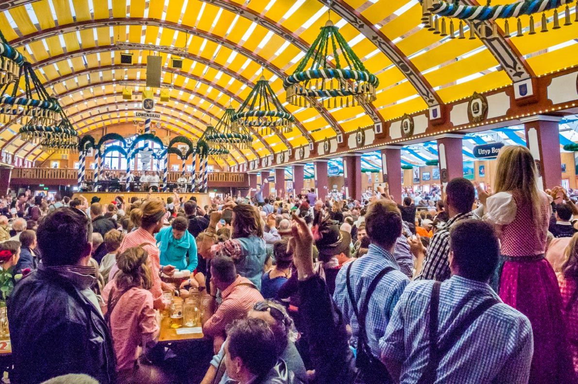 Best things to do in Germany - Oktoberfest - Copyright Takashi Images - European Best Destinations