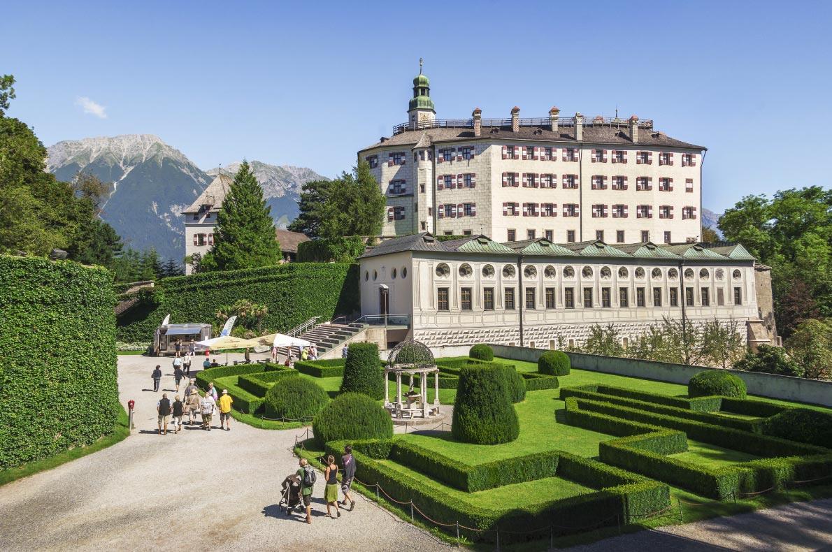 Best castles in Austria - Ambras Castle - Copyright ELEPHOTOS - European Best Destinations