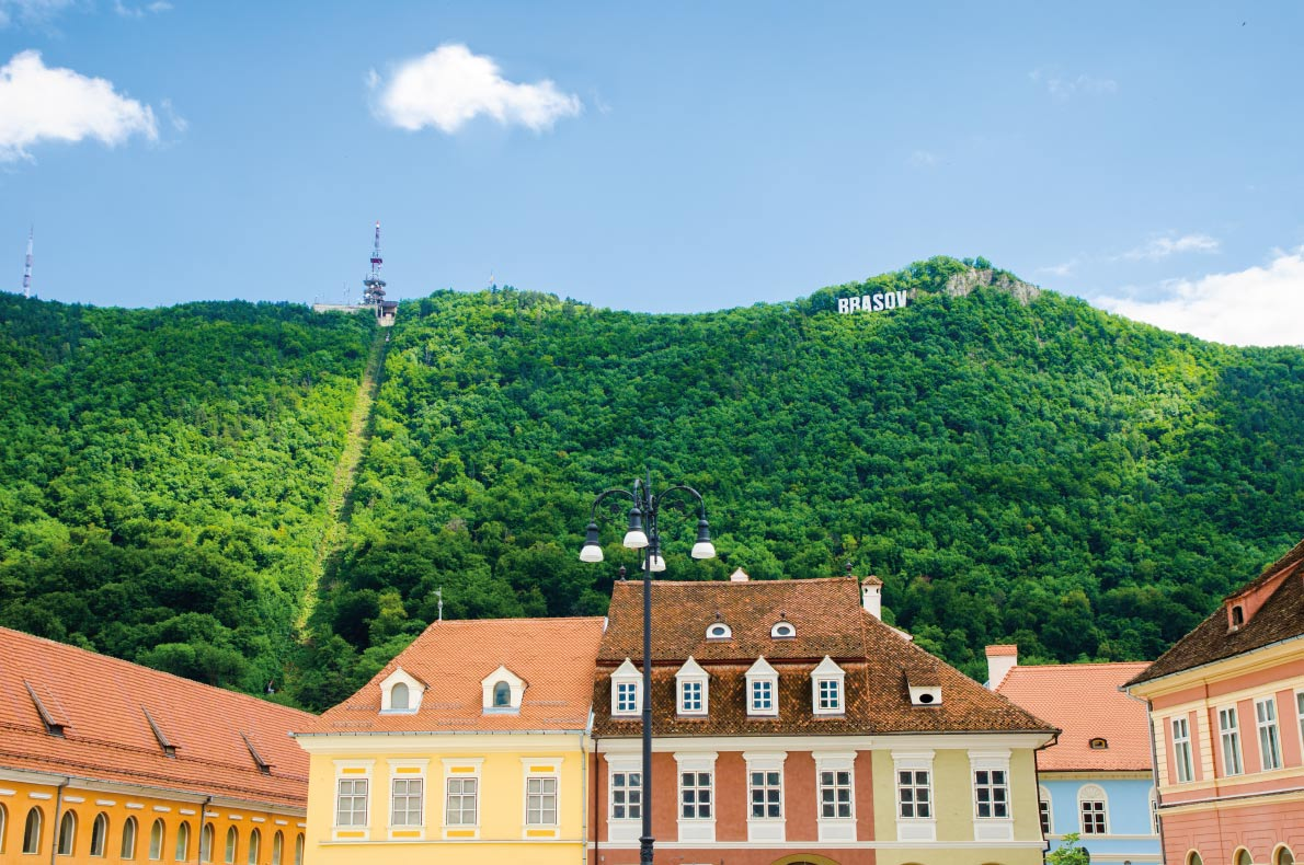 Safest destinations in Europe - Brasov Copyright Alex Ionas