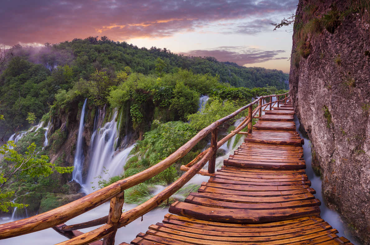 Plitvice - Best trekking destinations in Europe - Copyright Mike Mareen  - European Best Destinations
