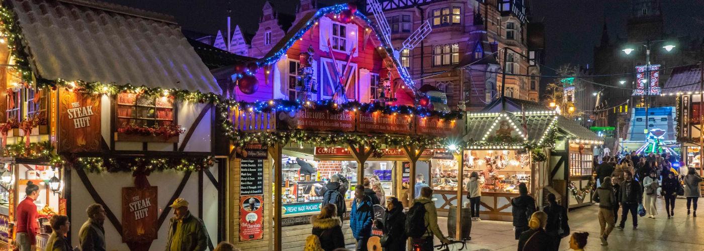 Nottingham Christmas
