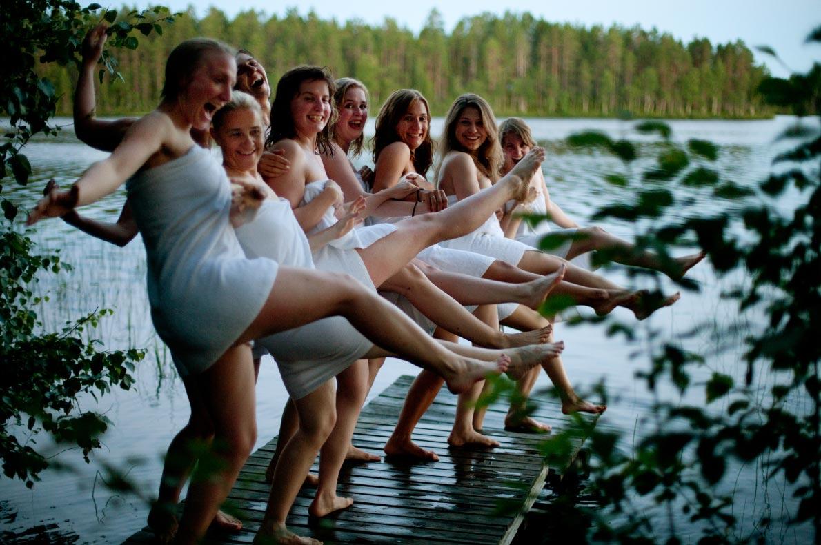 Best sustainable wellness destinations in Europe  - Copyright WildTaiga   - European Best Destinations