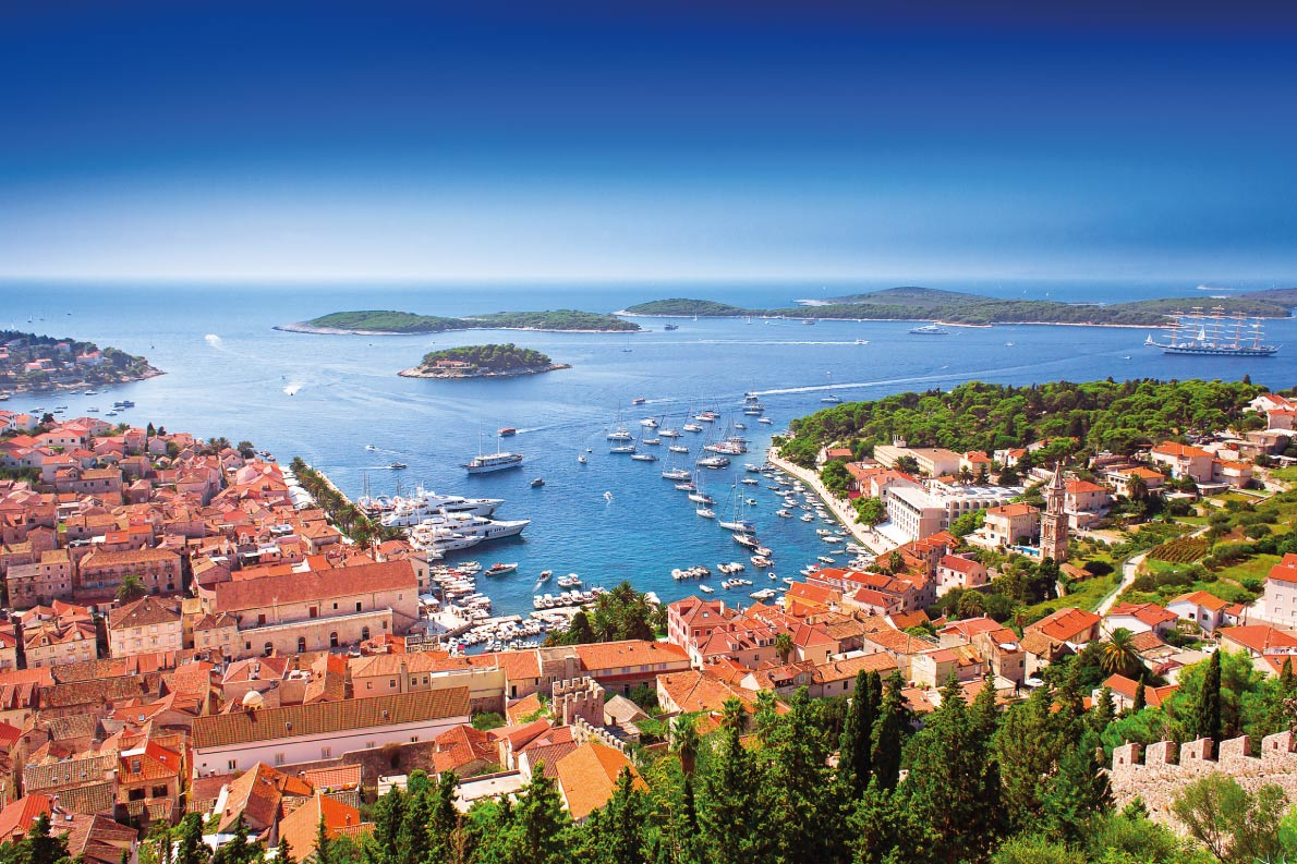 Best honeymoon destinations in Europe - Honeymoon destinations Hvar Copyright Xenia Chowaniec  - European Best Destinations