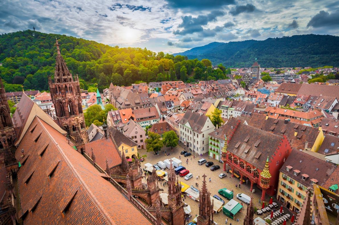 Best hidden gems in Germany  - Freiburg Im Breisgau - Copyright  canadastock - European Best Destinations