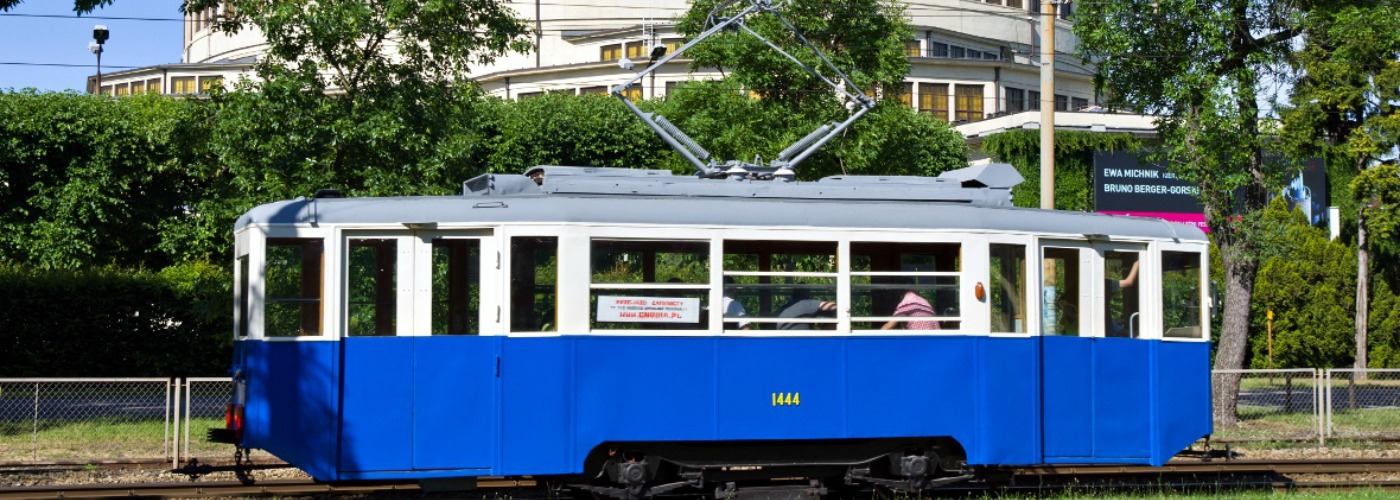 Antique Trams wroclaw