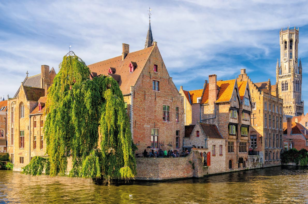 Bruges - Best medieval destinations in Europe - Copyright Alessandro Carnevale - European Best Destinations
