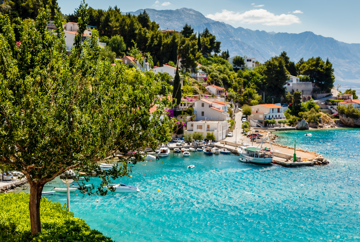 Dalmatia - Best places to get retired in Europe - Copyright anshar - European Best Destinations