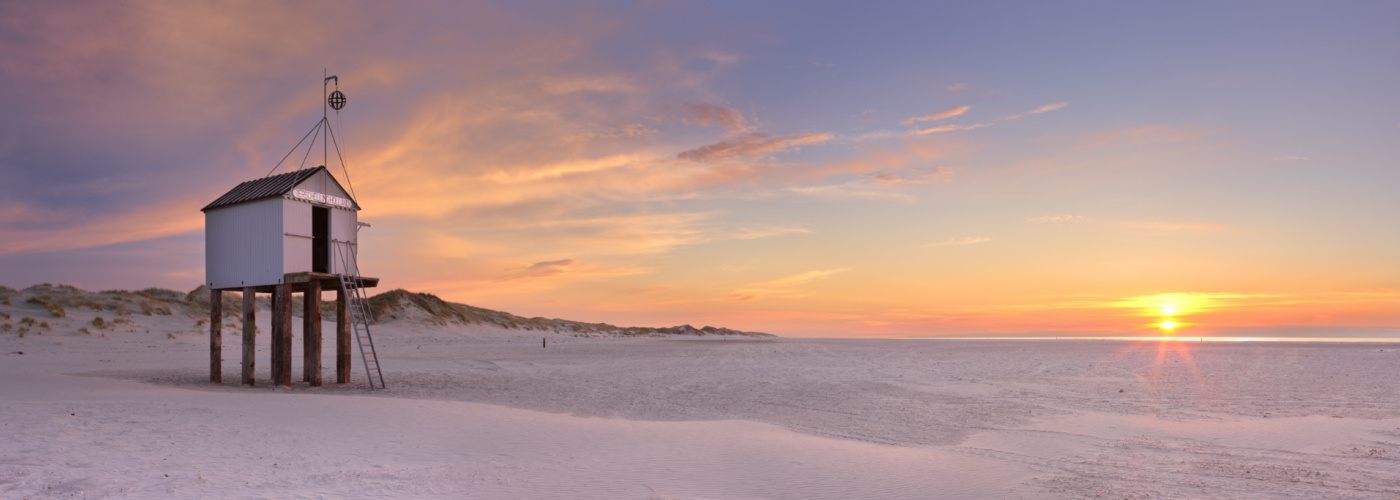 Best beaches in The Netherlands