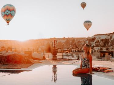 Cappadocia Caves Hotel