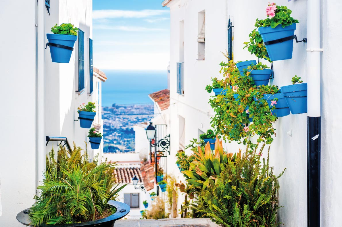 Most romantic destinations for valentine day in Europe - Mijas -  copyright Alexander-Tihonov  - European Best Destinations