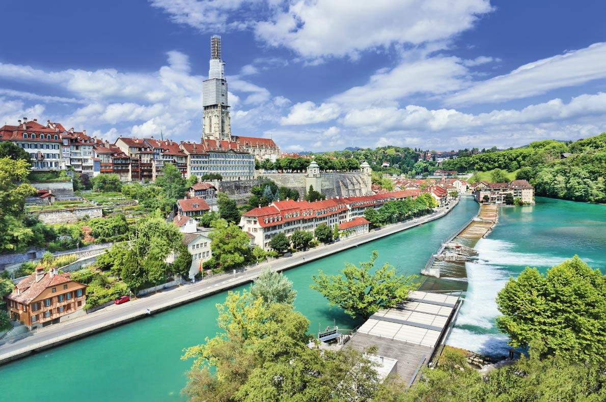 Safest destinations in Europe - Bern Copyright TonyV3112