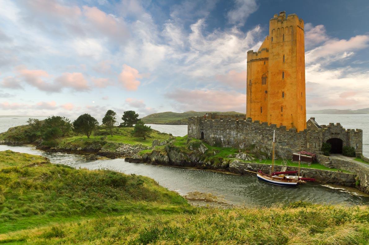 Best castles in Ireland - Kilcoe Castle copyright Patryk Kosmider  - European Best Destinations