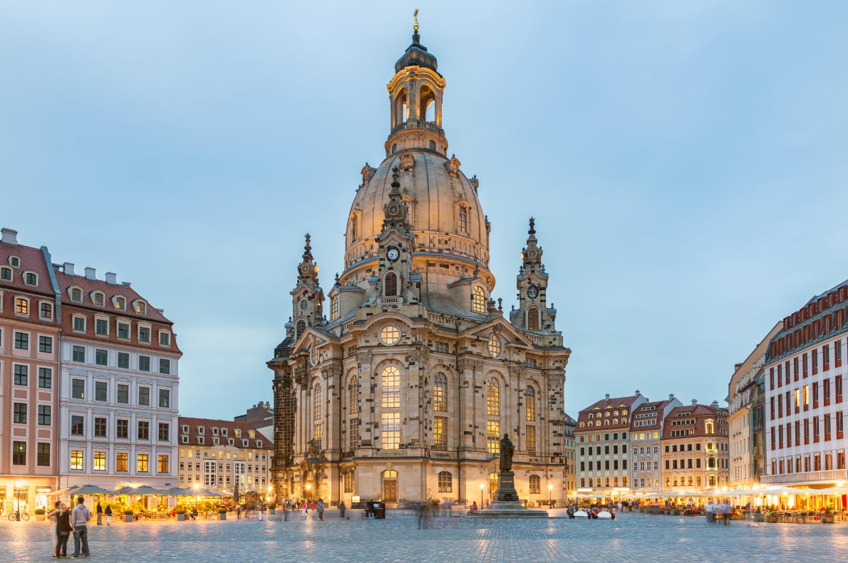 Best places to visit in Germany - Dresden  - Copyright tichr - European Best Destinations