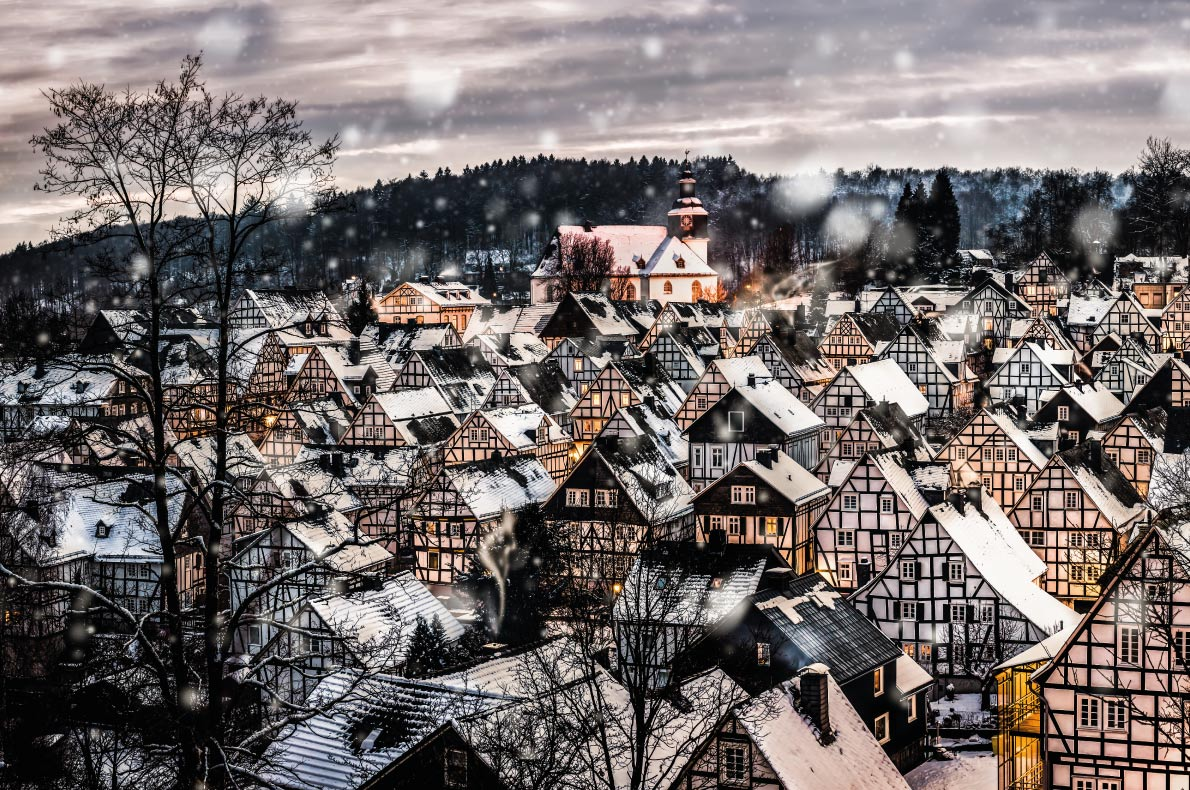 Freudenberg - Best hidden gems in Europe - Copyright DanKe - European Best Destinations