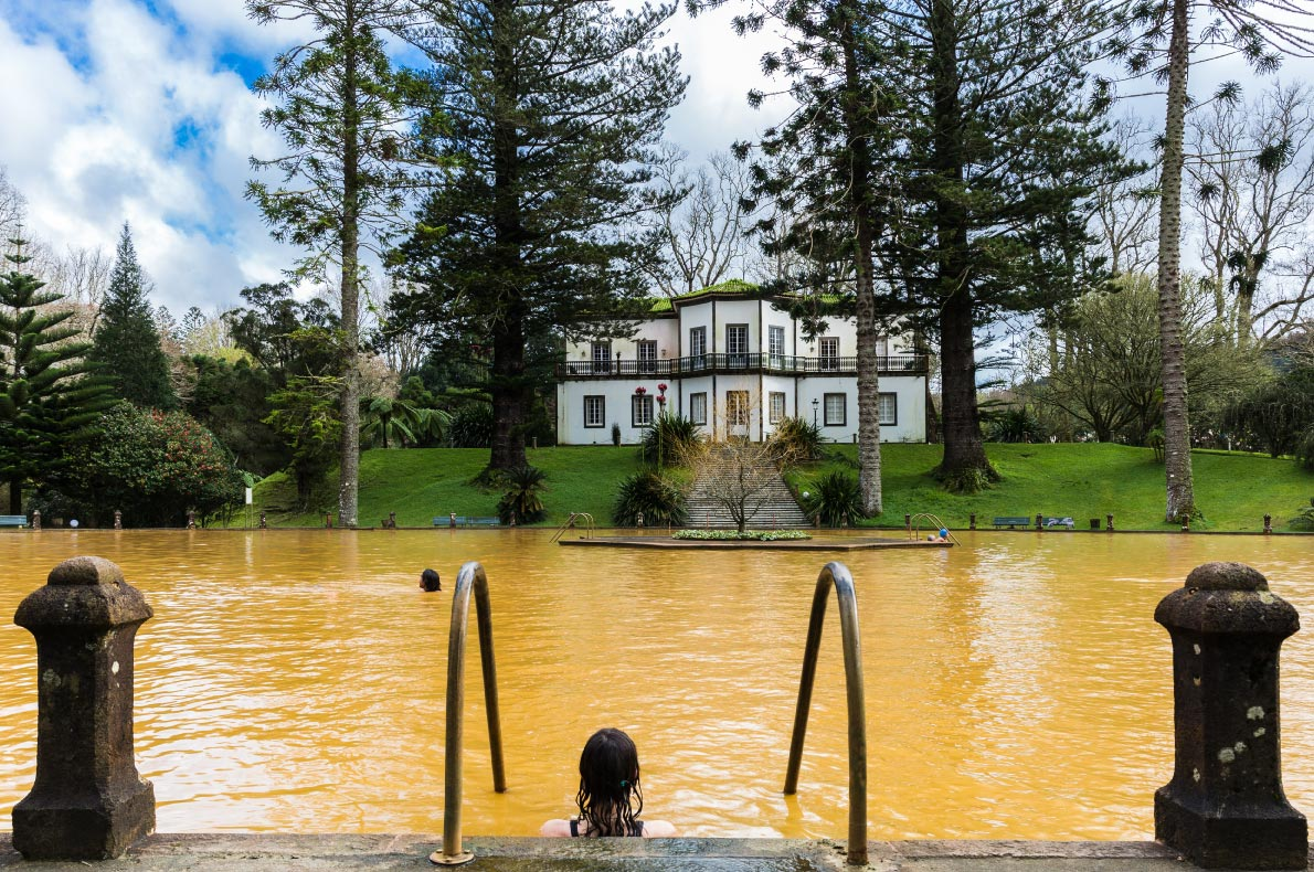 Best destinations for digital detox in Europe - Azores - Furnas - Sao Miguel Island - Copyright  Cicero Castro  - European Best Destinations