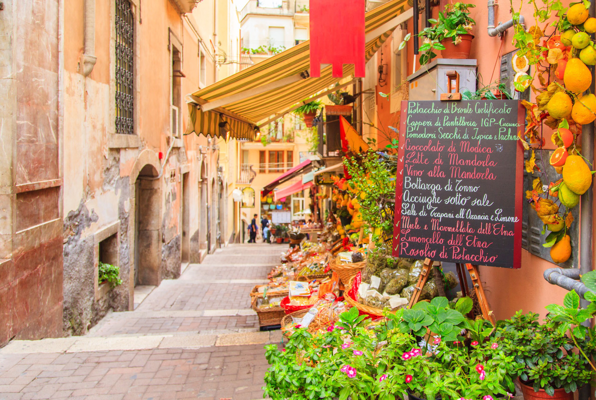 Taormina - Audrey Hepburn -  Best celebrities destinations in Europe - Copyright Marcin Krzyzak - European Best Destinations