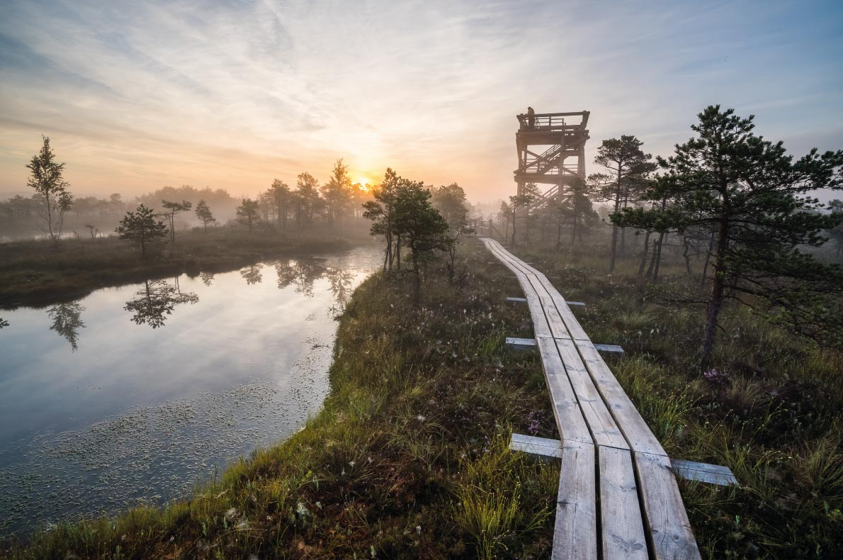 Best places for digital detox in Europe - Jurmala - Latvia