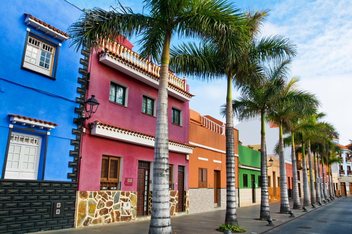 Best hidden gems in Spain - Puerto dela Cruz in Tenerife   - European Best Destinations