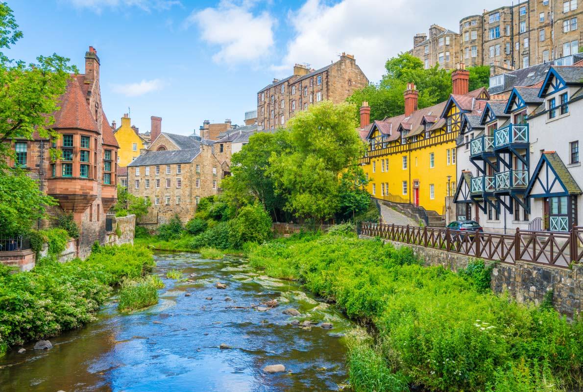 Edinburgh - Easter destinations in Europe - Copyright SergeBertasiusPhotography - European Best Destinations
