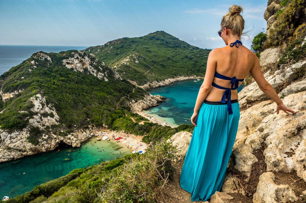 Best places to visit in Greece - Porto Timoni - Corfu - Copyright  MarekZatko - European Best Destinations