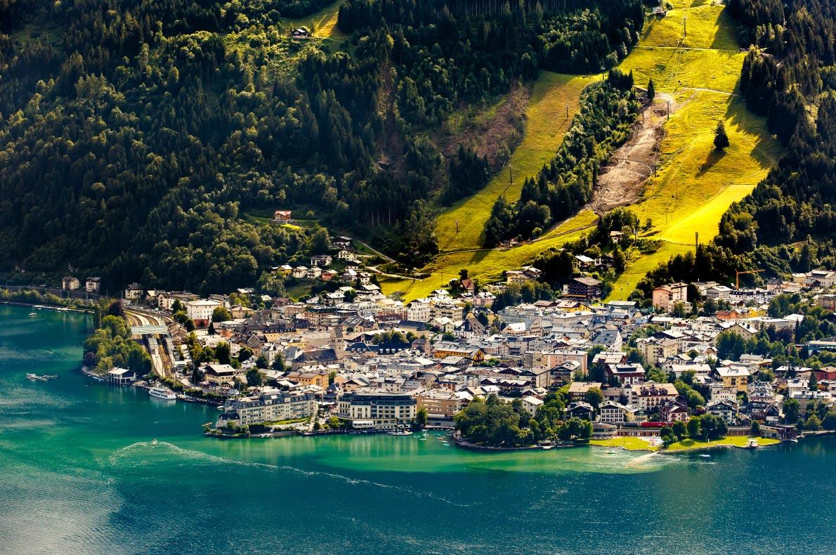 Best places to visit in Austria - Zell am See - Copyright Oleksandr Osipov- European Best Destinations