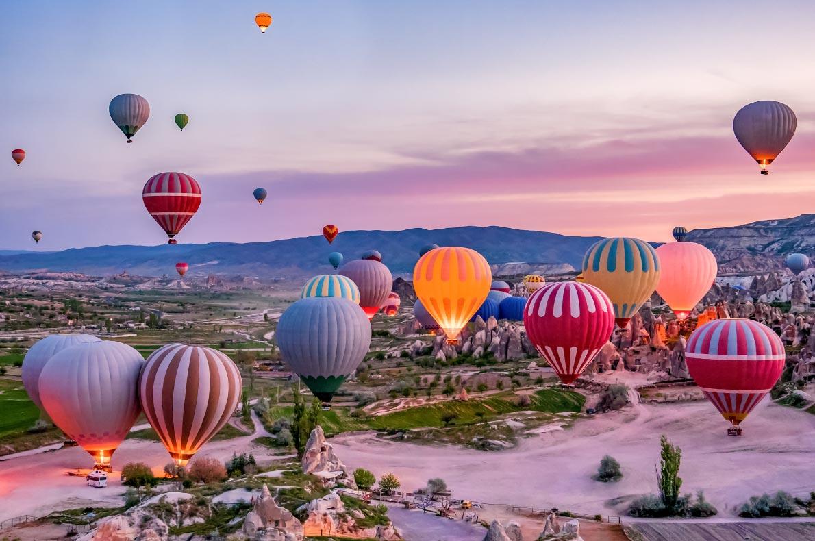 Best hidden gems in Turkey - Uchisar Castle  - Copyright MarBoom - European Best Destinations