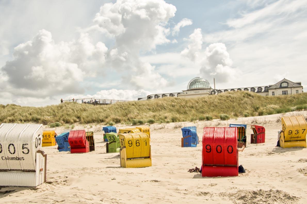 Best beaches in Germany - Juist beach - Copyright  Stefan Bernsmann - European Best Destinations