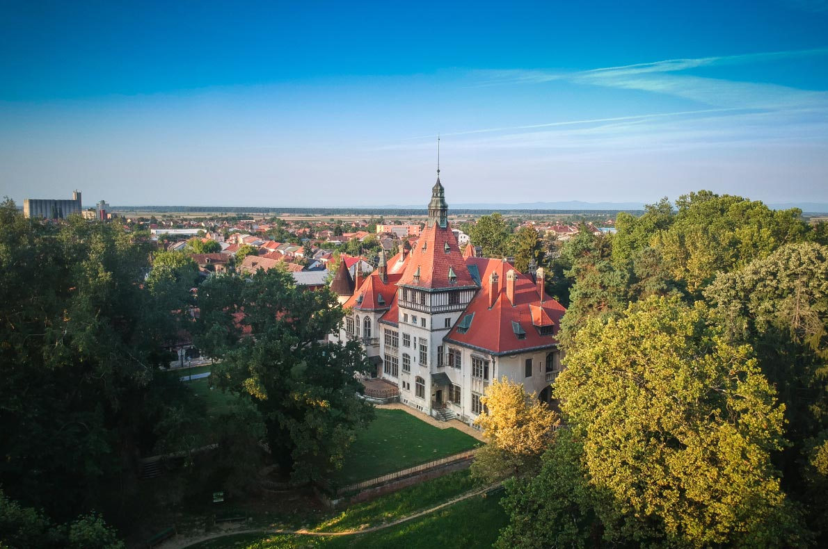 Best Castles in Croatia - Mailath Castle - Copyrignt Luka Balkovic - European Best Destinations