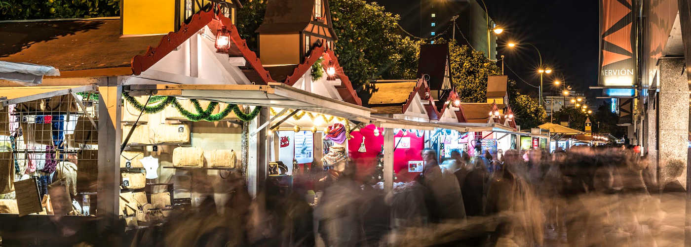 Nuevo Christmas Fair 2020 Seville Christmas Market 2020   Dates, hotels, things to do