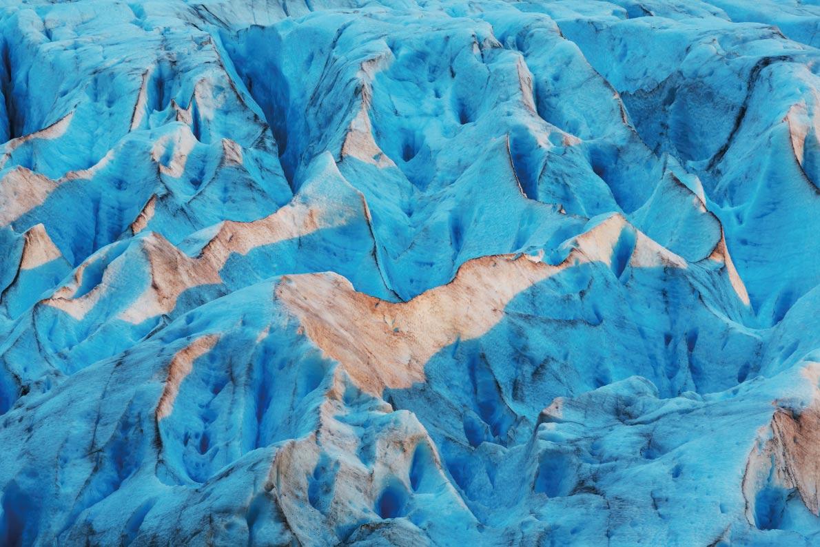 Glaciar Svartissen na Noruega - Melhores paisagens na Europa - Copyright Galyna Andrushko - Melhores destinos europeus