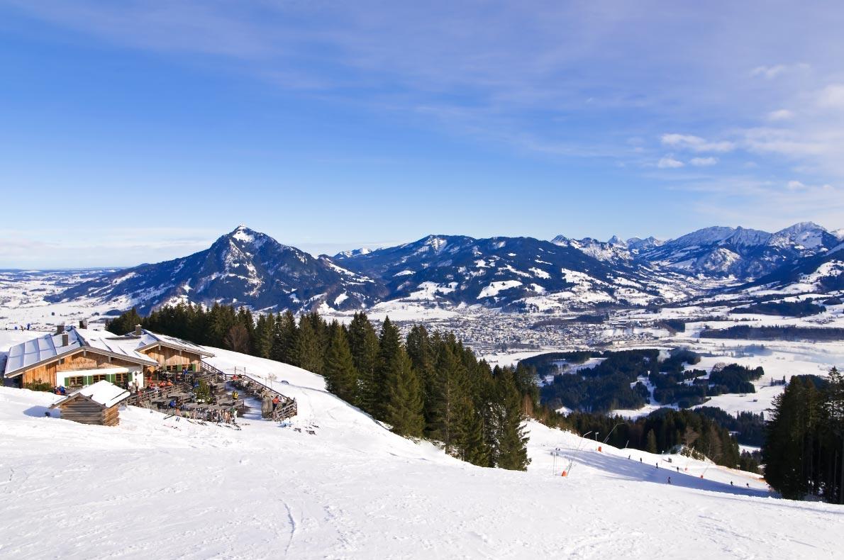 Best Ski resorts in Germany - Alpsee Grunten - European Best Destinations