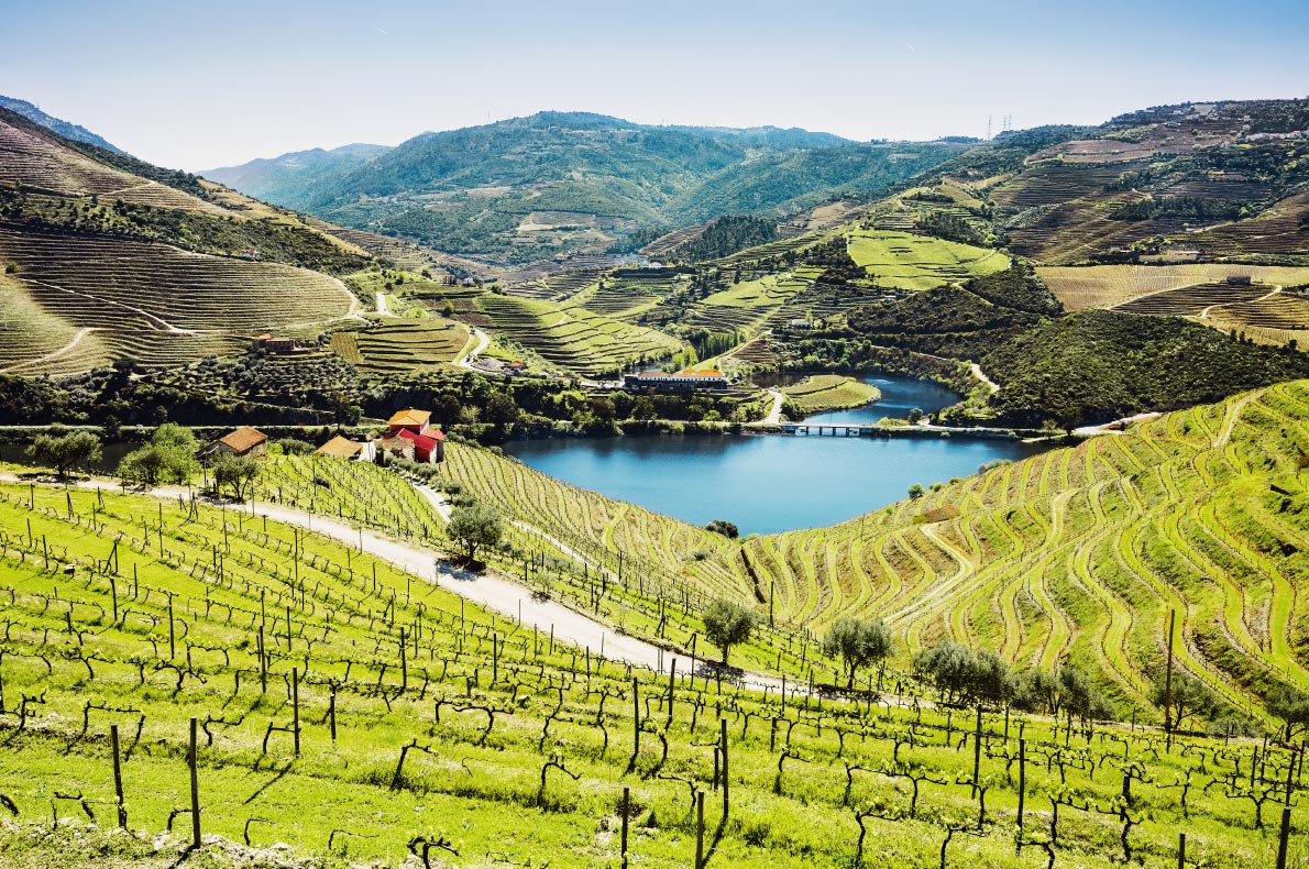 Nature wonders in Portugal - Douro Valley - Copyright  Kite_rin - European Best Destinations