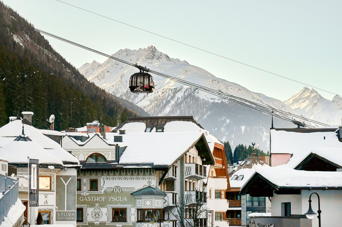 Best ski resorts in Austria - Ischgl copyright Anna Pushkareva - European Best Destinations
