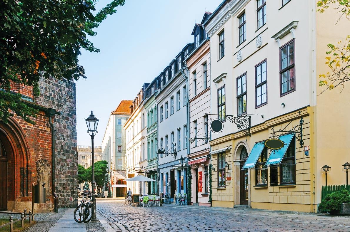 Quietest destinations in Europe -  Berlin Copyright  Mariia Golovianko