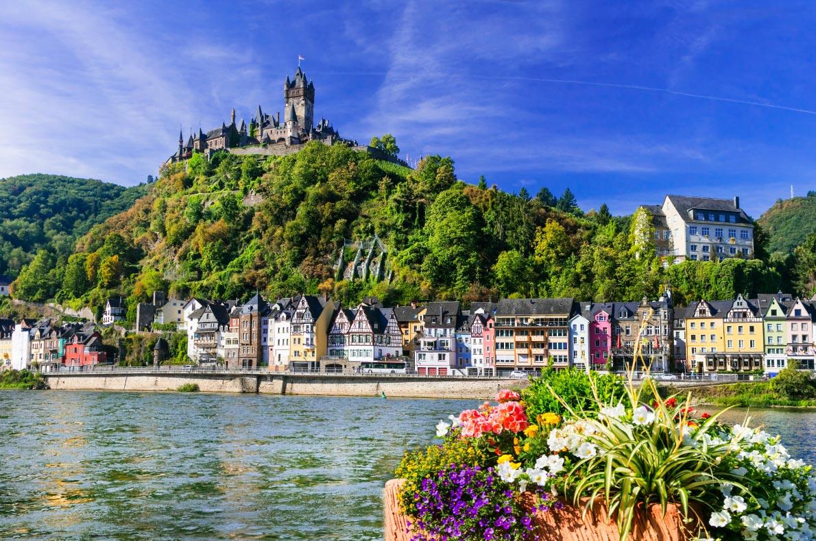 Best hidden gems in Germany - Cochem copyright leoks - European Best Destinations