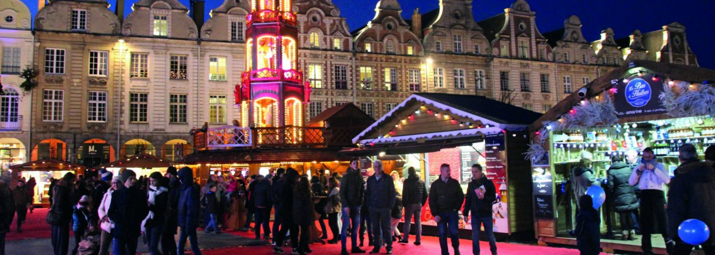 Arras Christmas Market 2020 - Dates
