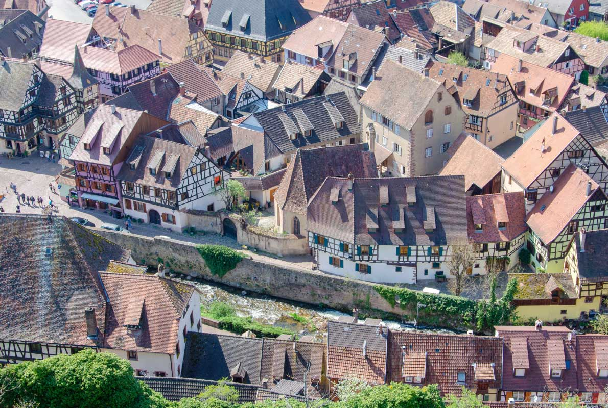 Kayserberg - Best Fairytales destinations in Europe - Copyright NaughtyNut - European Best Destinations