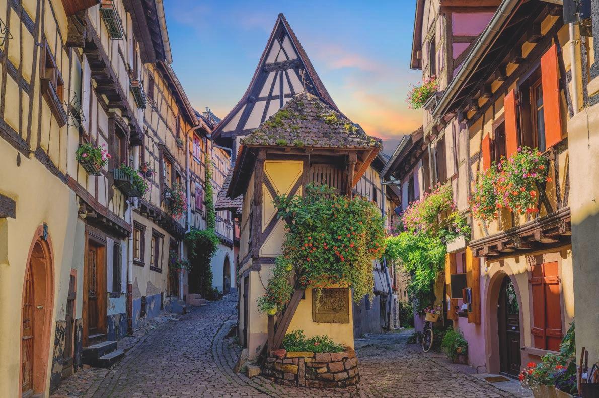 Best hidden gems in Europe - Eguisheim Copyright Boris Stroujko - European Best Destinations