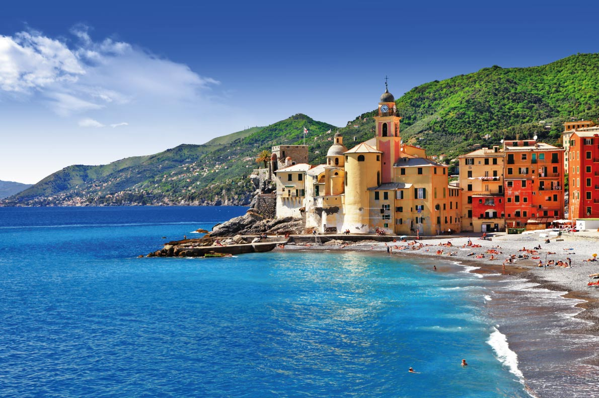 Camogli - Best hidden gems in Europe - European Best destinations - Copyright leoks