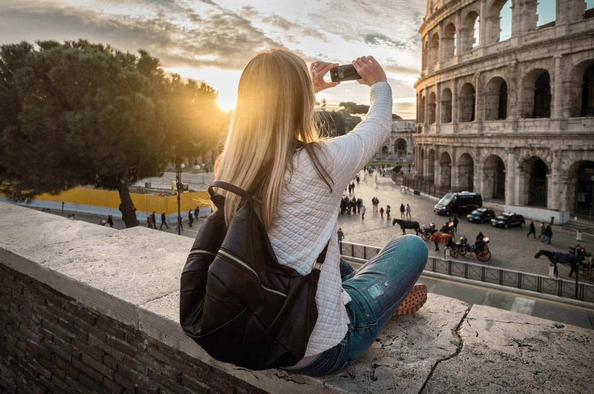 Best destinations for teenagers holidays in Europe - Rome - Copyright Andrey Yurlov  - European Best Destinations